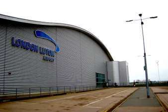 Luton Airport are aiming for reduced noise and emissions