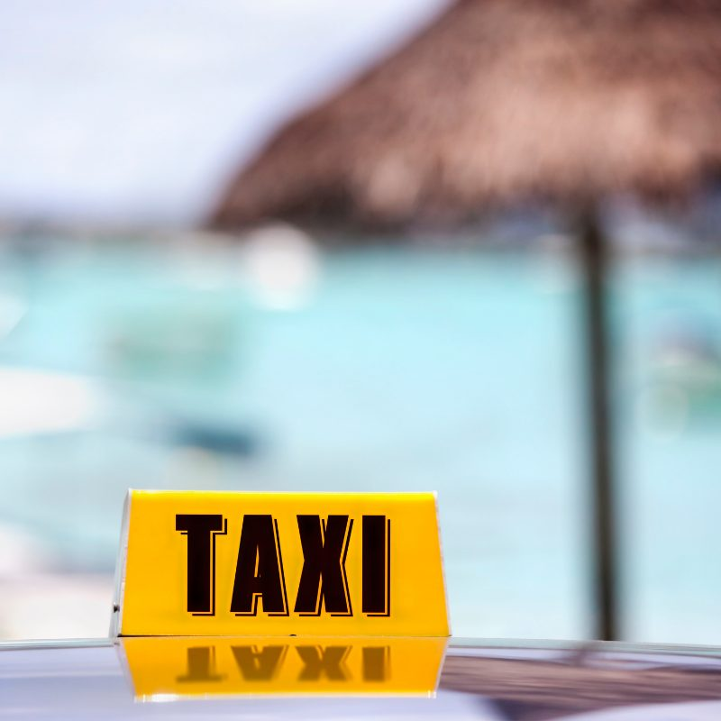 Holiday transfers taxi