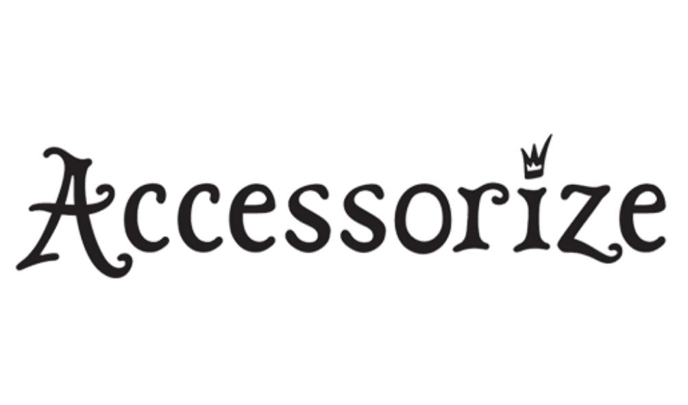 luton airport shops  - accessorize logo luton