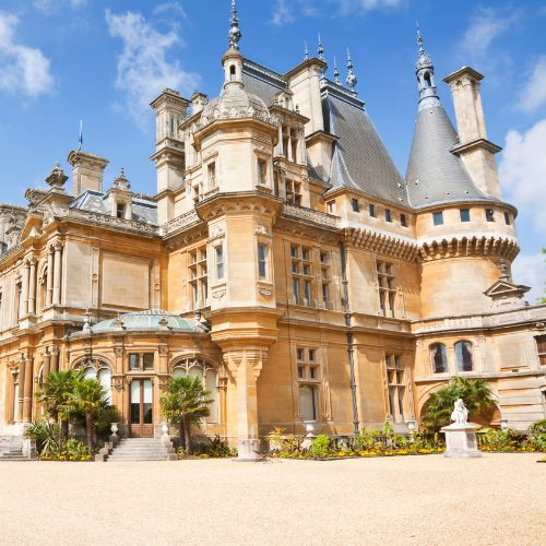 things to do near luton  - Waddesdon Manor